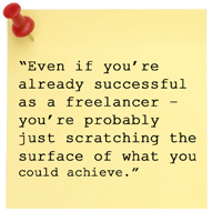 achieve more with your freelance business